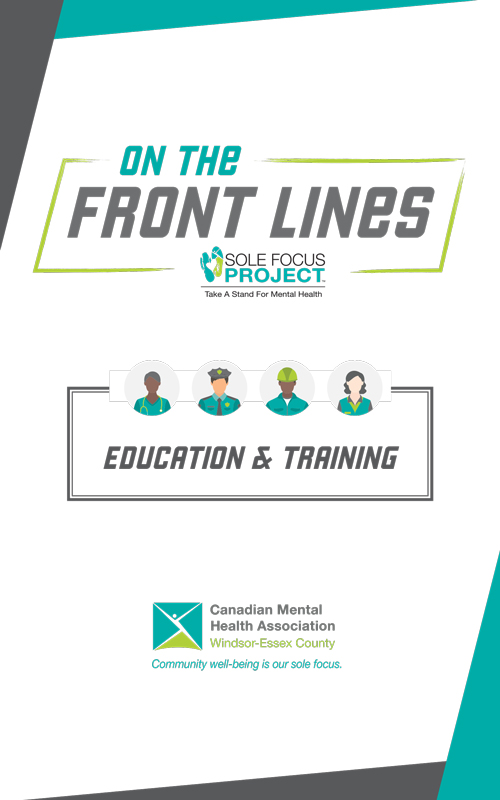 On the Front Lines Workbook