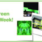 Shine Green Web Banner