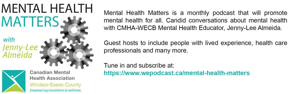 Mental Health Matters Podcast