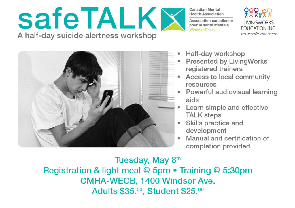 safeTalk May 2018
