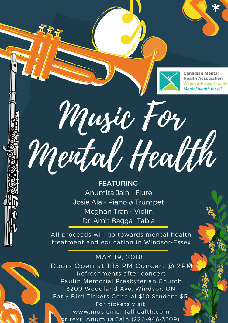 Music for Mental Health