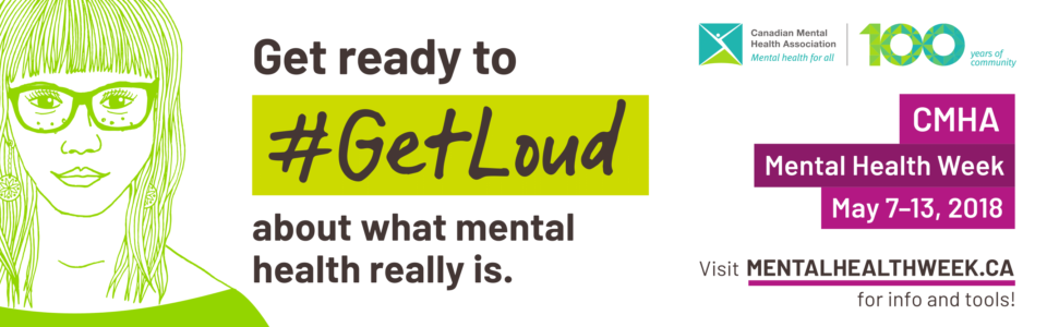 Get ready to get loud