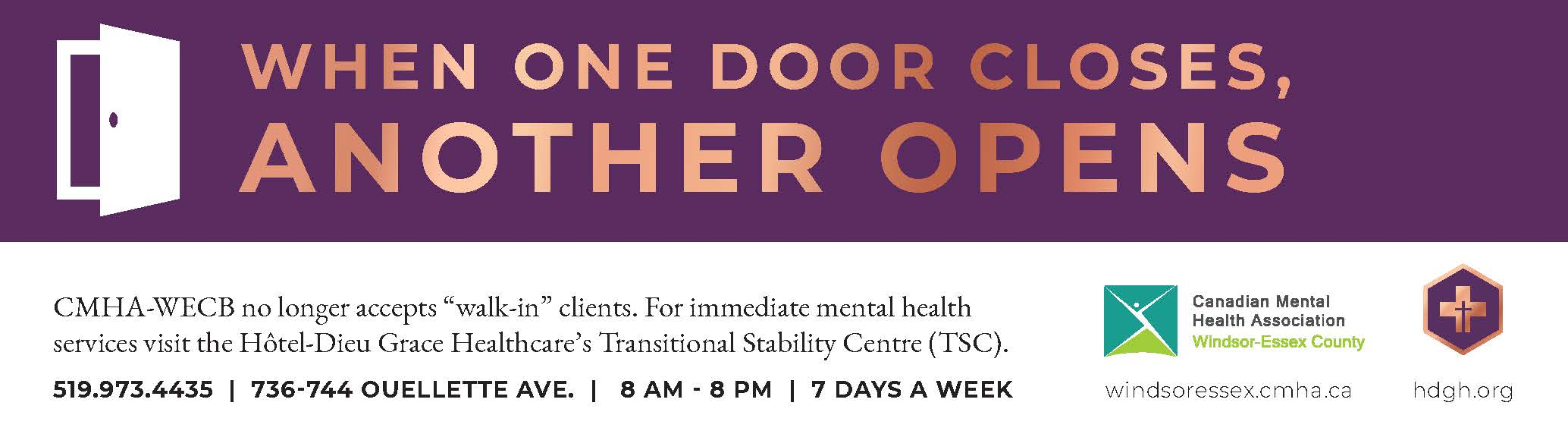 Transitional Stability Centre – Crisis & Mental Wellnes Centre