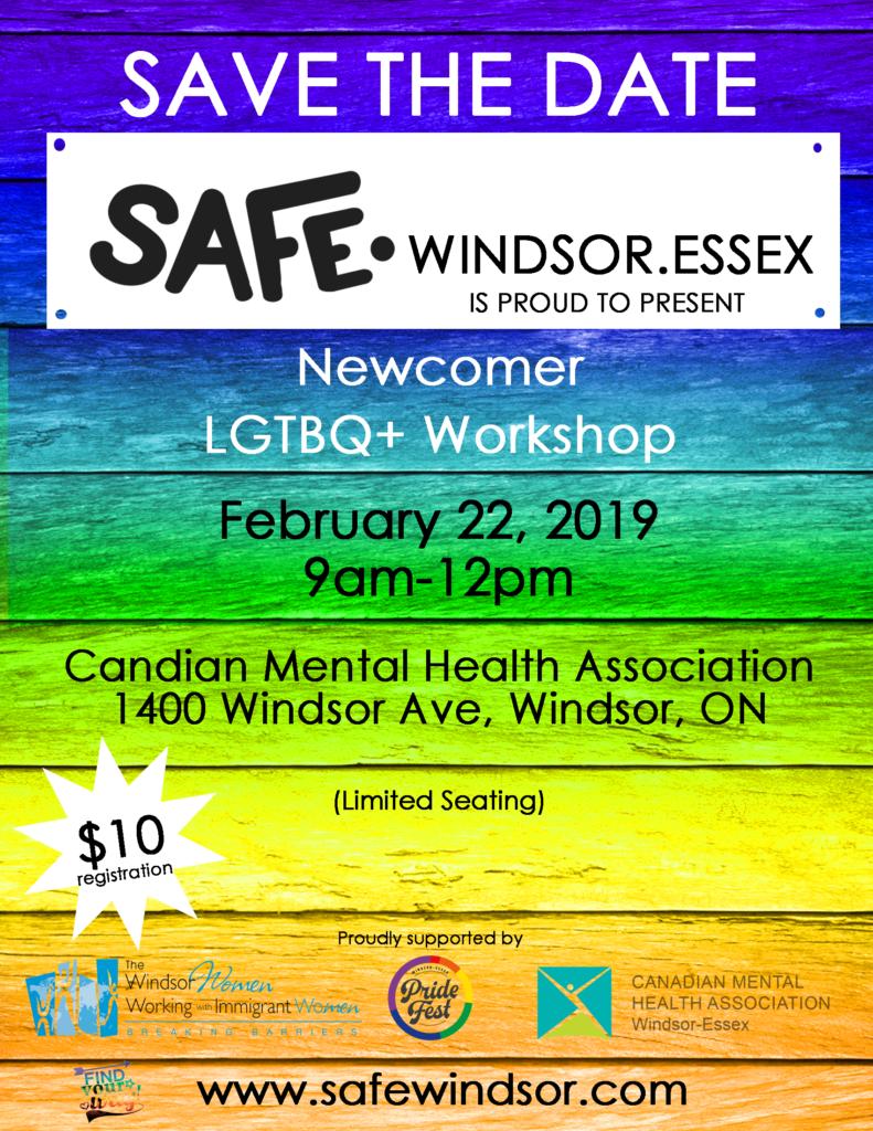 Safe Windsor Essex