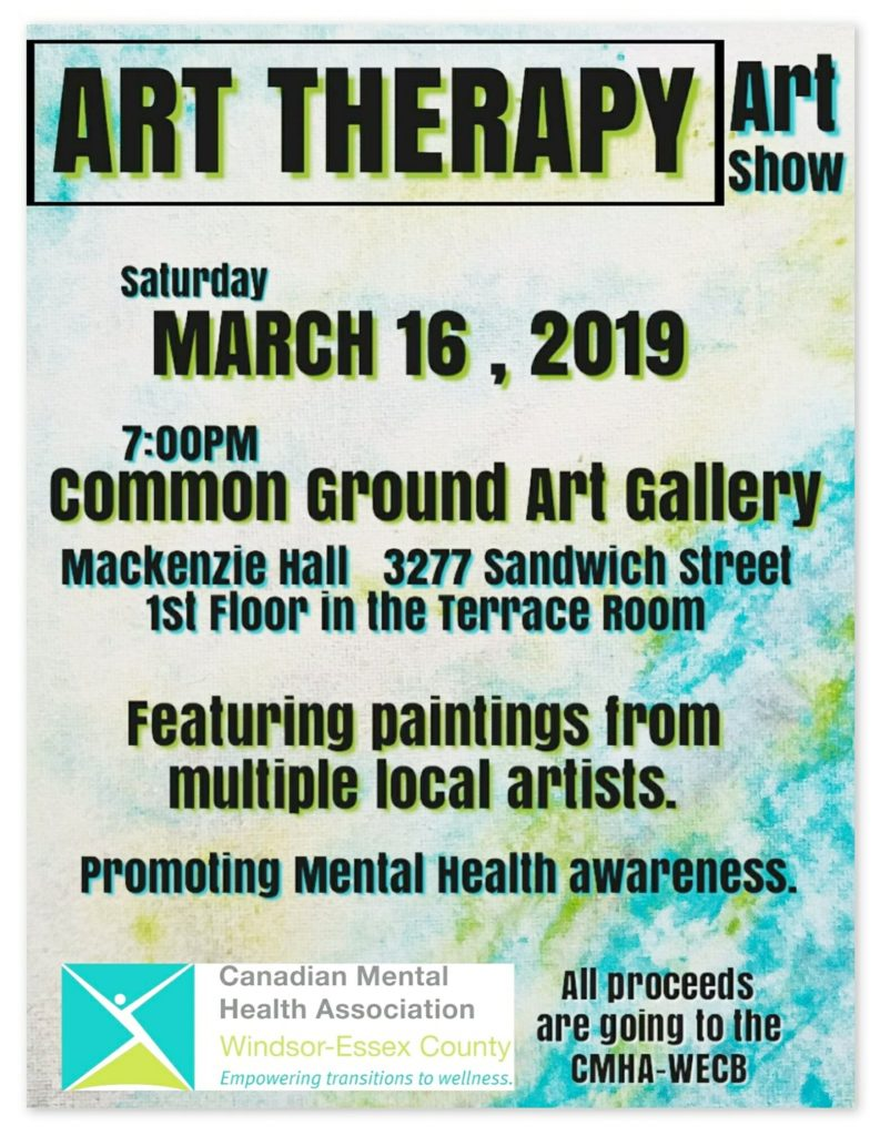 Art Therapy Art Show
