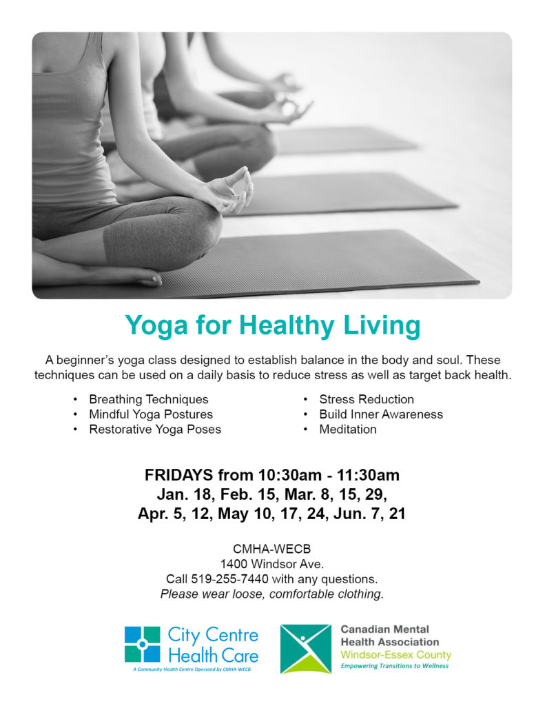 Yoga for Health Living