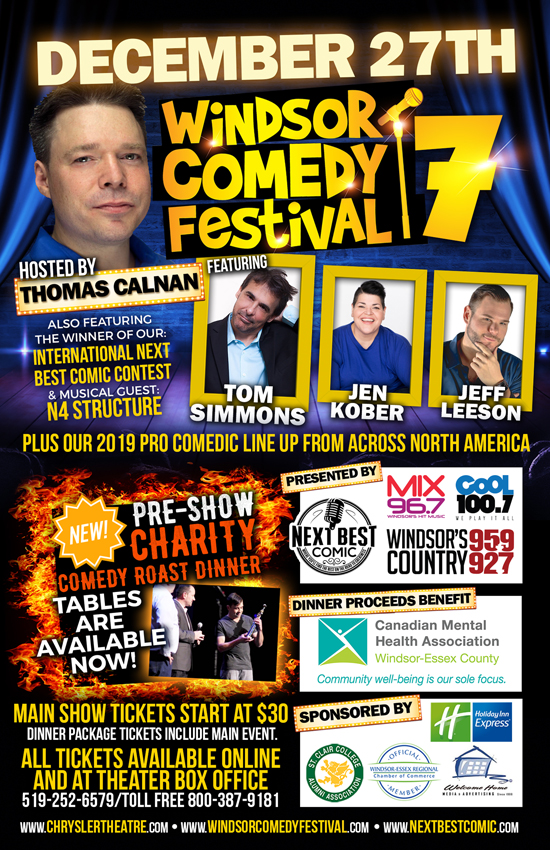 Windsor Comedy Festival