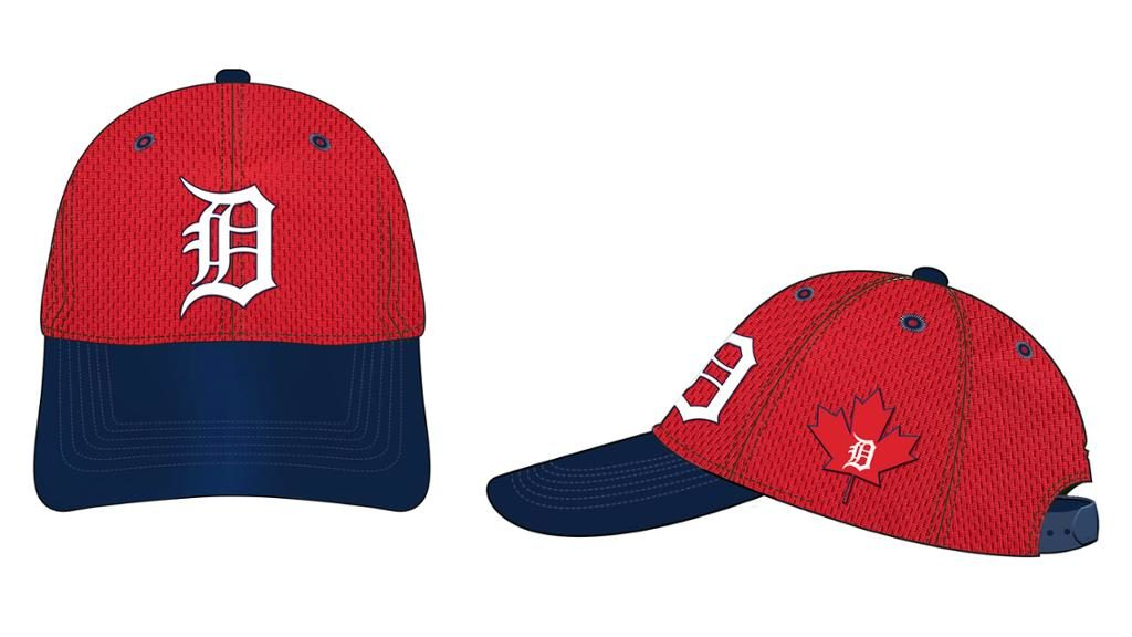 Detroit Tigers Hat