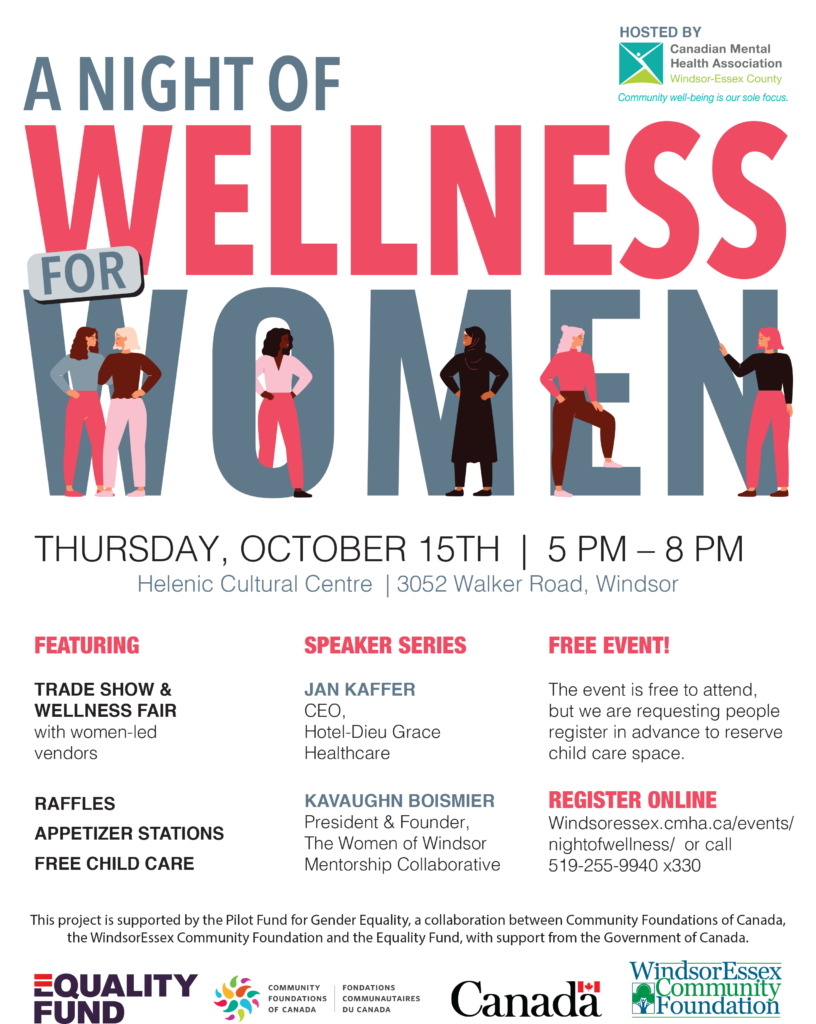 Night of Wellness October