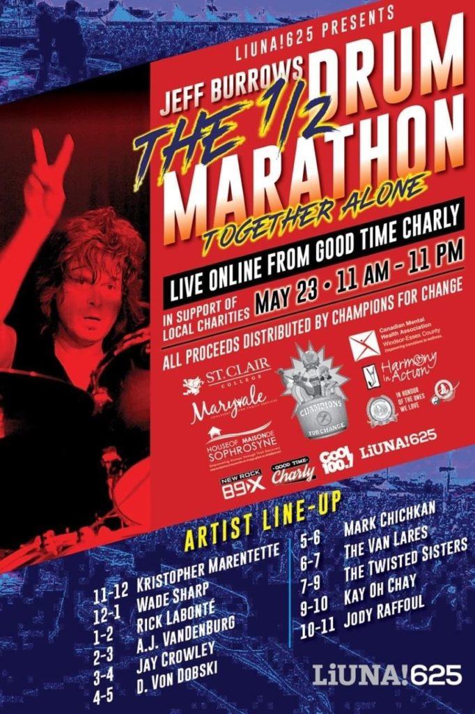 Half Drum Marathon