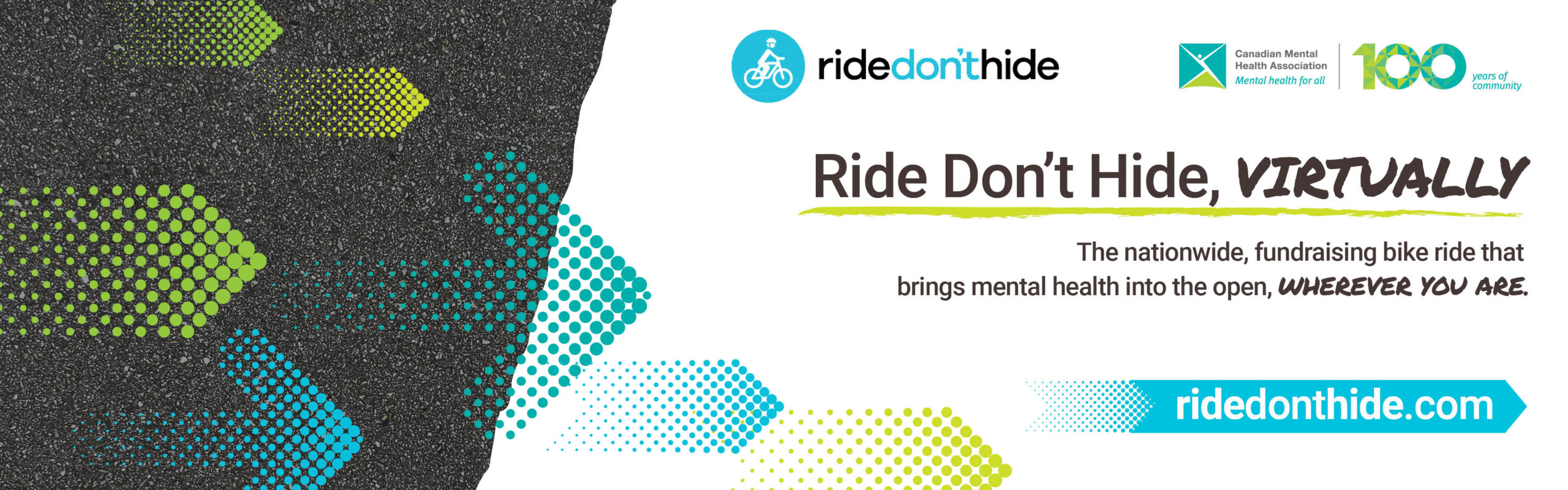 Ride Don't Hide Virtually