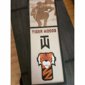 Tiger Woods Piece