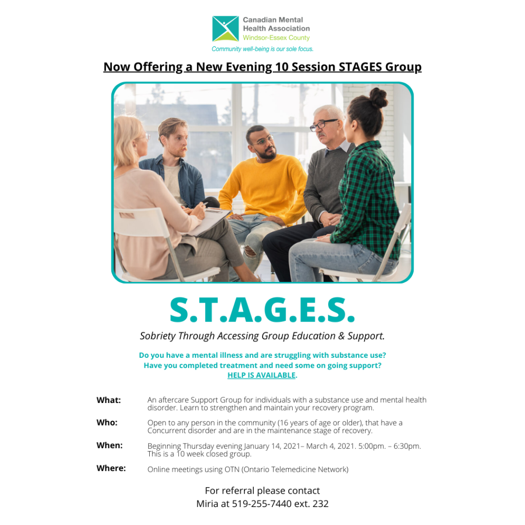 Stages Night Group