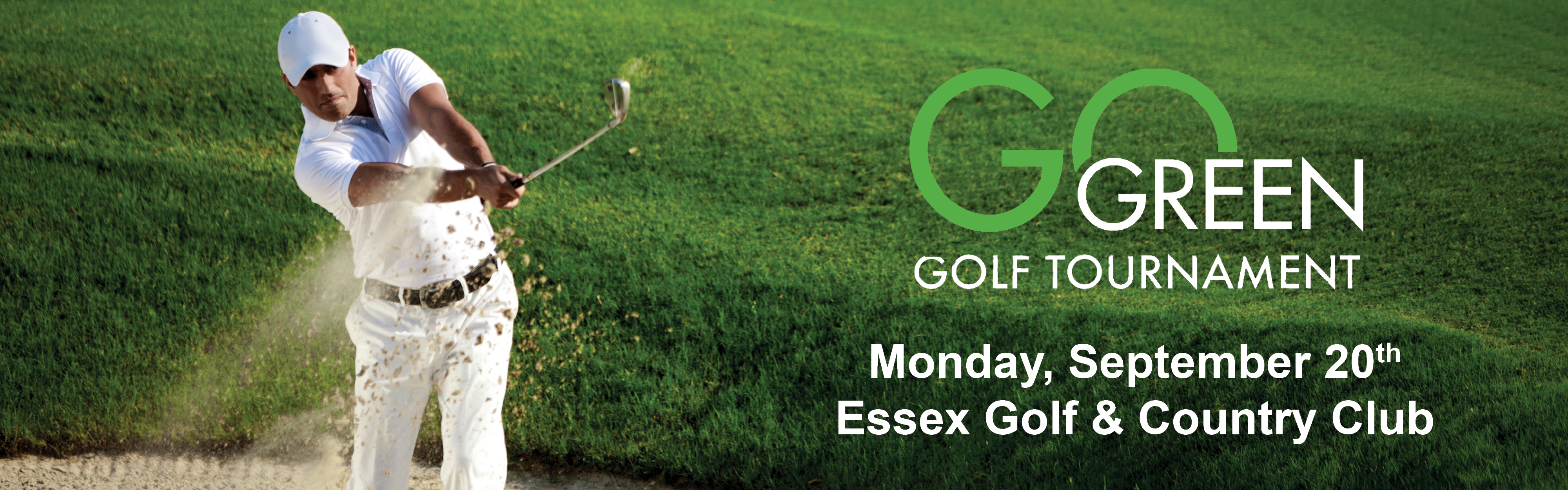 2021 Go Green golf Tournament