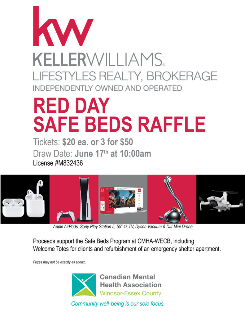 Red Day Raffle