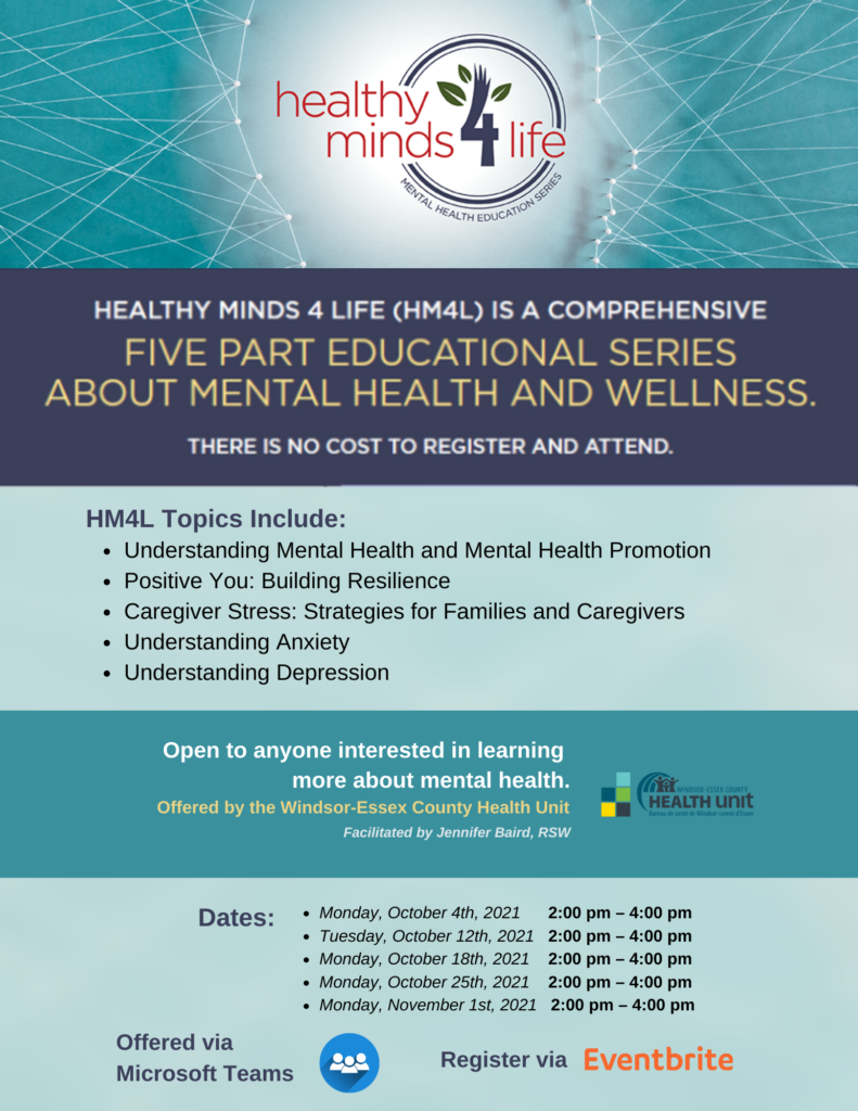 Healthy Minds for Life